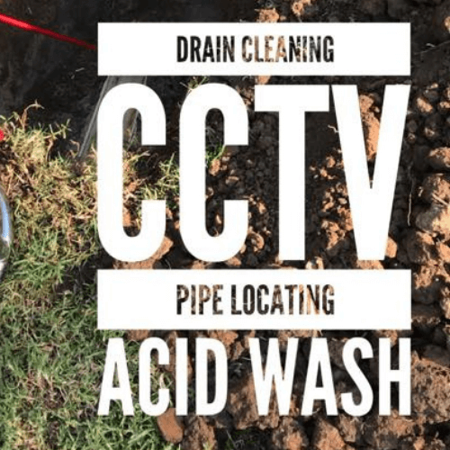 cctv inspections acid wash