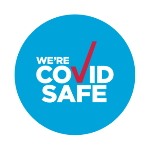 covid safe badge sydney